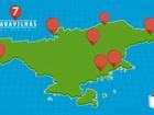 Telespectadores e internautas elegem as 7 Maravilhas da Região