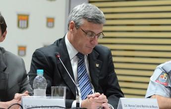 BLOG: Ex-Federação Paulista, Coronel Marinho é o novo chefe da arbitragem da CBF