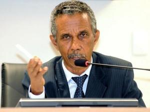 João Manoel dos Santos (PTB), presidente da Câmara de Vereadores de Piracicaba (Foto: Emerson Pigosso/Câmara de Piracicaba)