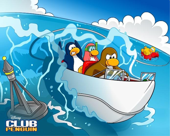club penguin (Foto: club penguin)