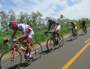 segunda etapa da Copa Regional de Ciclismo, Rubiácea (Foto: Divulgação)
