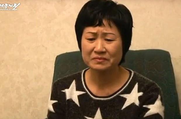 Norte-coreana voltou arrependida para casa após fugir para Coreia do Sul  (Foto  9949915a398b3