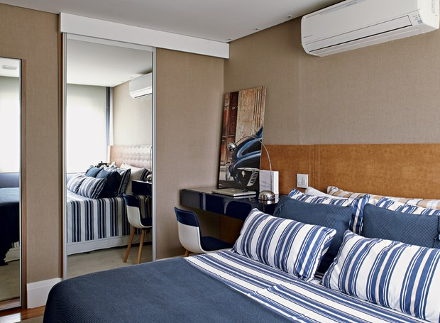 quarto-cama-azil-nelson-kabarite (Foto: Victor Affaro/Editora Globo)