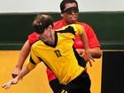 Futebol com acessibilidade é tema de exposição em Piracicaba, SP
