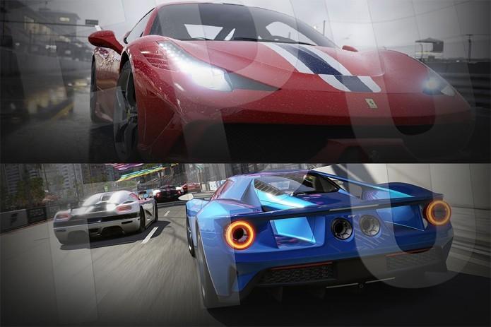 Forza Motorsport 6 trará belos cenários para percorrer com mais de 450 carros (Foto: Reprodução/Gematsu)