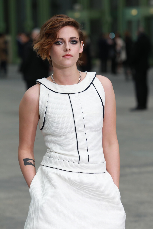 Kristen Stewart na Chanel (Foto: Antonio Barros)
