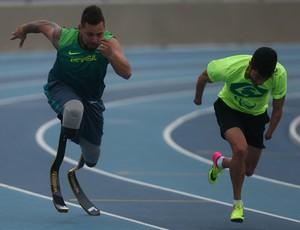 atletismo Alan Fonteles e Yohansson Nascimento (Foto: Cleber Mendes / MPIX / CPB)