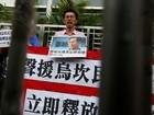 Polícia chinesa prende 13 e tenta pôr fim a protestos em 'aldeia rebelde'