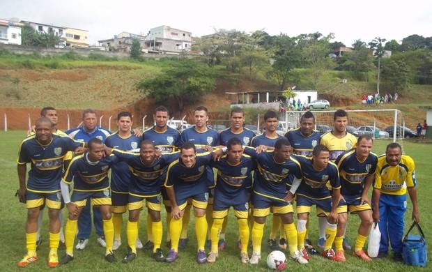 O time do Parma, do bairro Novo Horizonte, na Serra, é um dos participantes da Interligas 2013 (Foto: Divulgação/Arquivo Pessoal)