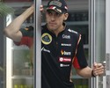 Antes de Renault anunciar Magnussen, Maldonado confirma estar fora do grid