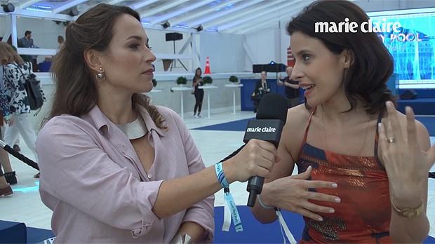 """O trabalho me preenche"", diz Bruna Spínola (Foto: Marie Claire/ Editora Globo)"