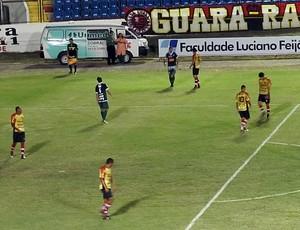 Guarany e Icasa pela Fares Lopes (Foto: Divulgação / Guarany de Sobral)