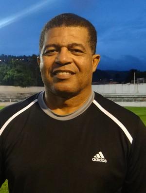 Laelson Lopes, técnico do CSE (Foto: Leonardo Freire/GloboEsporte.com)