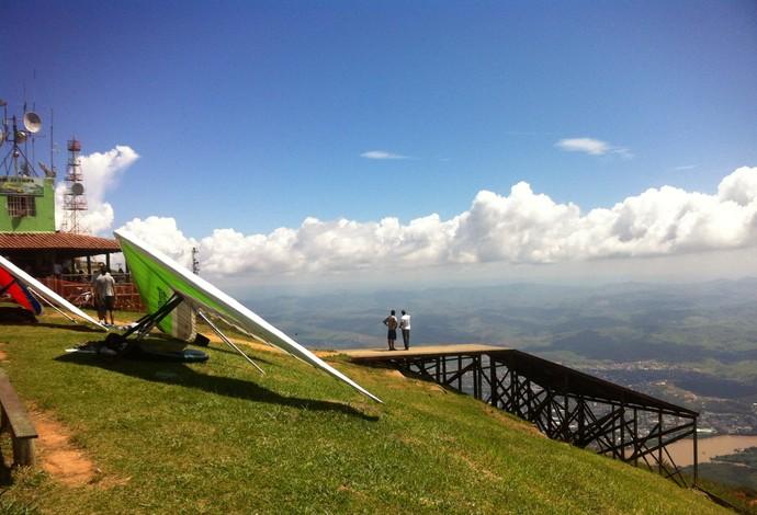 voo livre em valadares (Foto: Diego Souza/Globoesporte.com)