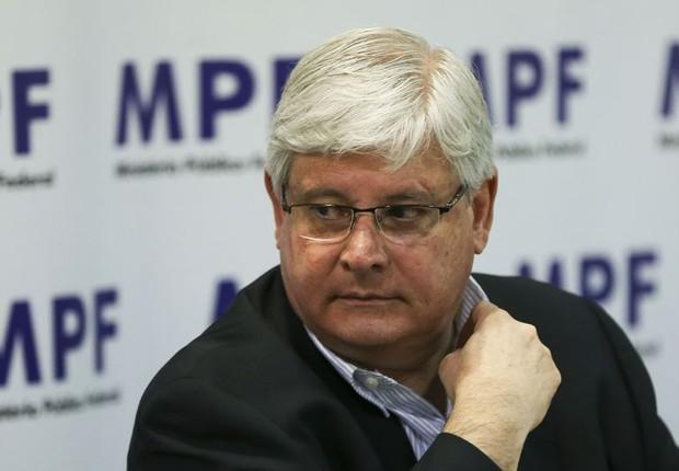 O procurador-geral da República, Rodrigo Janot (Foto: Marcelo Camargo/Agência Brasil)