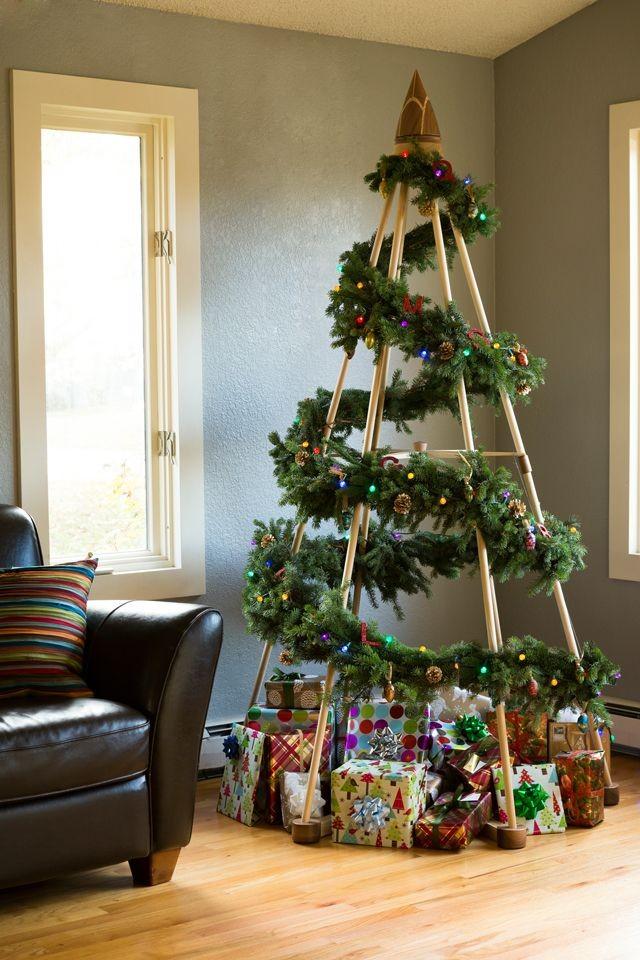 Árvore de natal 8 (Foto: Reprodução / Pinterest)