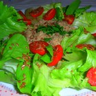 Nutricionista indica saladas para o verão (Rafaella Fraga/G1)