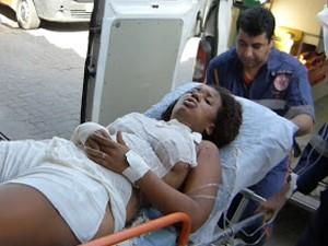 jovem morre após ser queimada e espancada pelo namorado na bahia (Foto: Boca de Zero Nove / Divulgação)