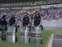 Polícia Militar reforça segurança para Botafogo-PB x Sport,  no Almeidão