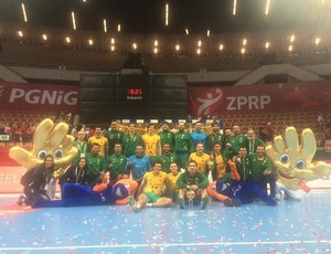 Seleção brasileira masculina handebol, Polônia