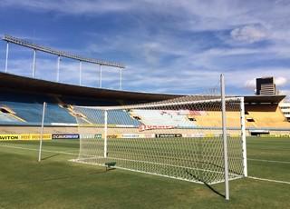 Estádio Serra Dourada (Foto: Guilherme Gonçalves / GloboEsporte.com)