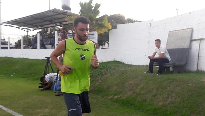 ABC - Caio Mancha, atacante (Foto: Andrei Torres/ABC FC/Divulgação)