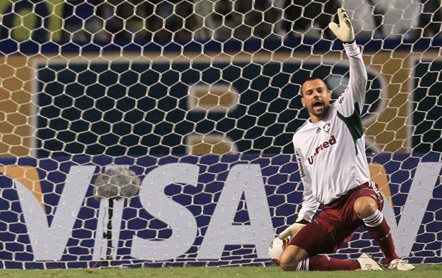 Diego Cavalieri Fluminense (Foto: EFE)