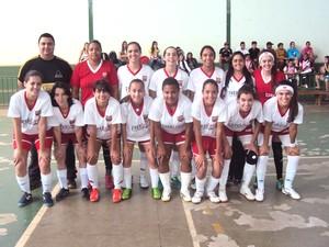 equipe futsal Bom Despacho MG (Foto: Prefeitura de Bom Despacho/Divulgação)