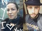 Luana Piovani e Pedro Scooby viajam para Nova York após reconciliação