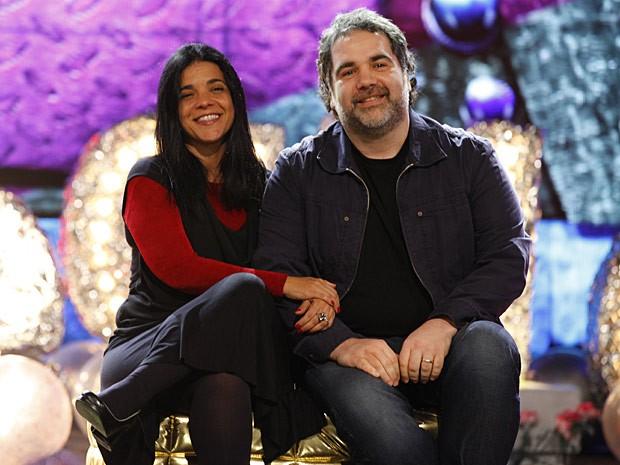 Izabel e Filipe estão realizados com o sucesso de Cheias de Charme (Foto: Cheias de Charme / TV Globo)