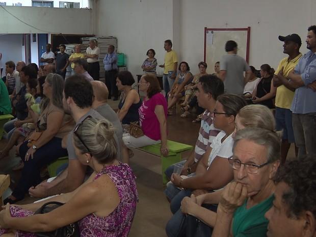 Convenções dos partidos foram realizadas na noite de sexta-feira (17), em Foz do Iguaçu, no Paraná (Foto: Reprodução/RPC)