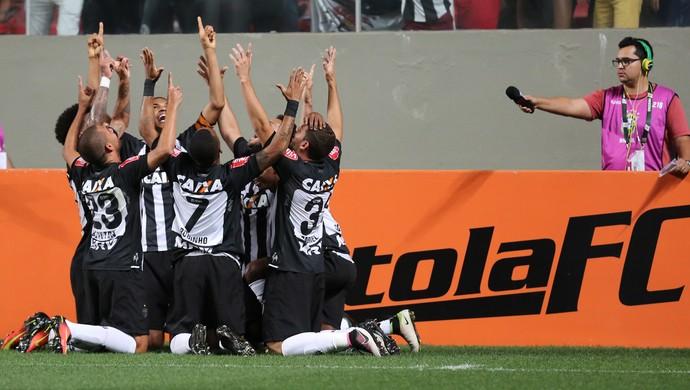 Atlético-MG x Internacional (Foto: Futura Press)