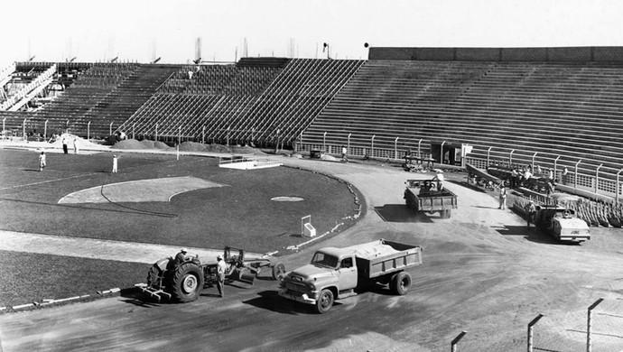 Estádio, XV de Piracicaba, Nhô Quim, Barão da Serra Negra (Foto: Acervo Zinsly de Mattos)