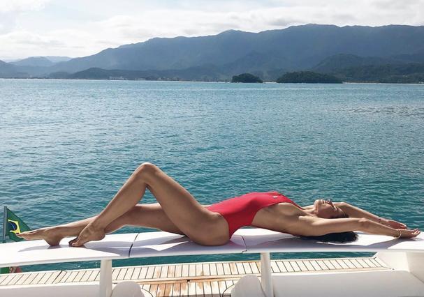 Luciana (Foto: Reprodução Instagram)