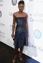 Veja os looks de Lupita Nyong'o e mais famosas em evento de moda