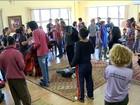 Estudantes desocupam prédio da reitoria da UFPel, no RS