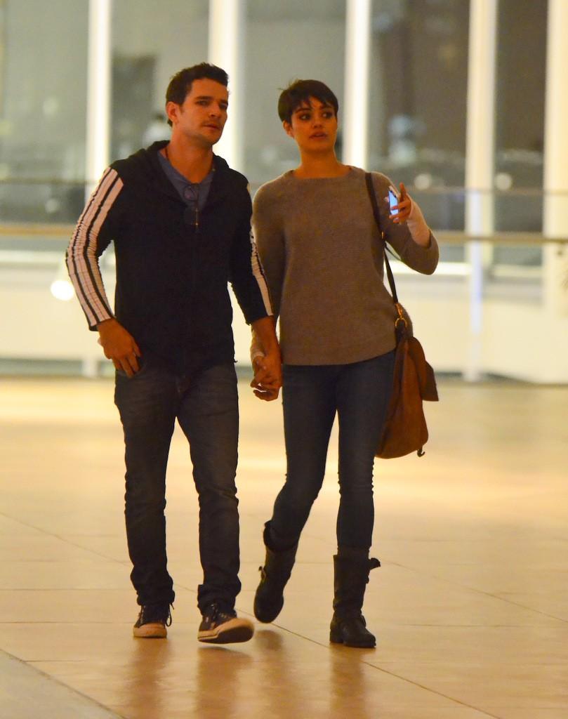 Daniel de Oliveira e Sophie Charlotte (Foto: Henrique Oliveira/AgNews)