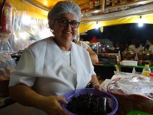 Jucielma Florêncio (Foto: Paula Cavalcante/ G1)