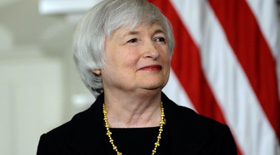 Janet Yellen, presidente do Federal Reserve  (Foto: Reprodução )