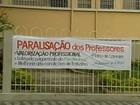 Professores da rede estadual de ensino paralisam aulas em Divinópolis