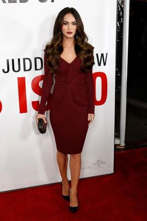 Megan Fox em première de filme em Los Angeles, nos Estados Unidos (Foto: Patrick T. Fallon/ Reuters/ Agência)