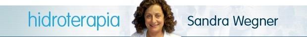 EU ATLETA header Sandra Wegner Hidroterapia (Foto: Editoria de Arte / GLOBOESPORTE.COM)