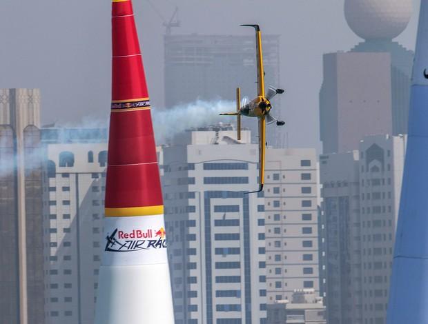 Nigel Lamb, Red Bull Air Race (Foto: Andreas Langreiter/Red Bull Content Pool)