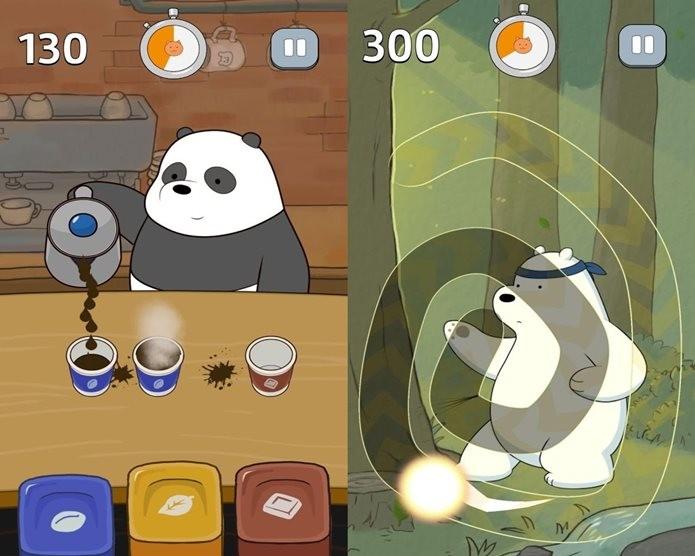 Novo desenho animado chegou ao Android na forma de um game divertido (Foto: Divulgação / Cartoon Network)