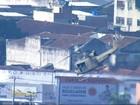 PM faz operação no conjunto de favelas da Maré,  Zona Norte do Rio