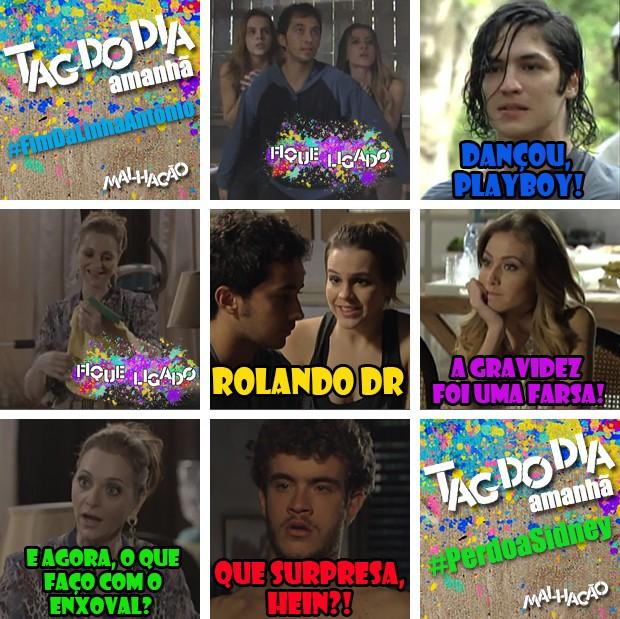 Capítulo 235 (Foto: Malhação / TV Globo)