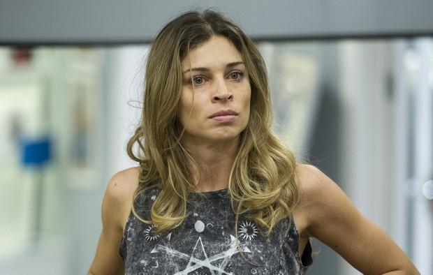 Grazi Massafera como Larissa na novela Verdades Secretas (Foto: Globo/Estevam Avellar)