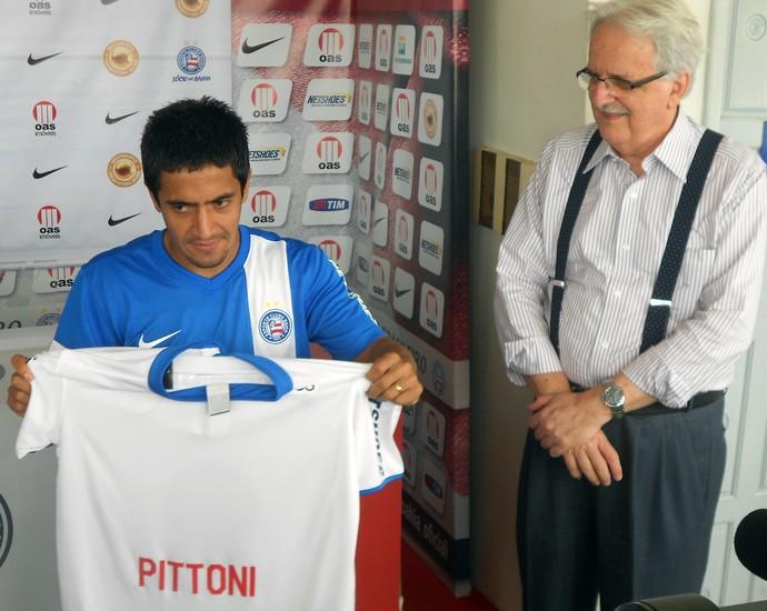 Wilson Pittoni (Foto: Thiago Pereira)