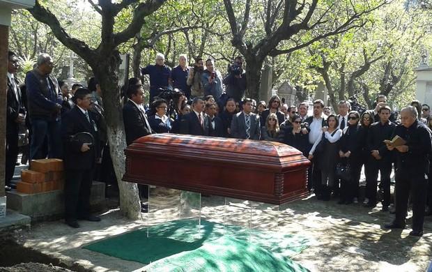 Enterro Bolaños (Foto: Agencia EL UNIVERSAL/Janet Mérida)