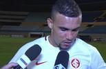 """Pottker, sobre mais uma derrota e a situação do Inter: """"A gente tem que trabalhar"""""""